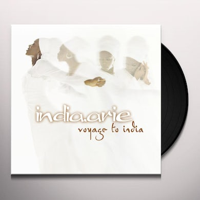 India.Arie LITTLE THINGS Vinyl Record