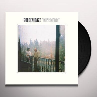GOLDEN DAZE SIMPATICO Vinyl Record