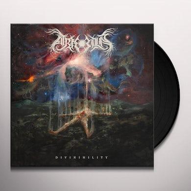 A Dark Murmuration Of Words Vinyl Record
