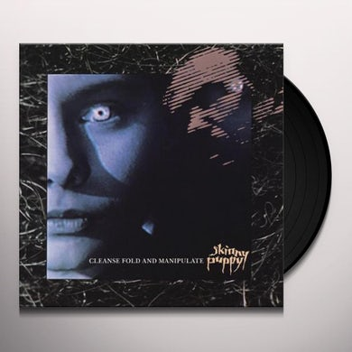 Skinny Puppy CLEANSE FOLD AND MANIPULATE Vinyl Record
