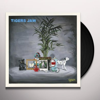 Tigers Jaw SPIN Vinyl Record