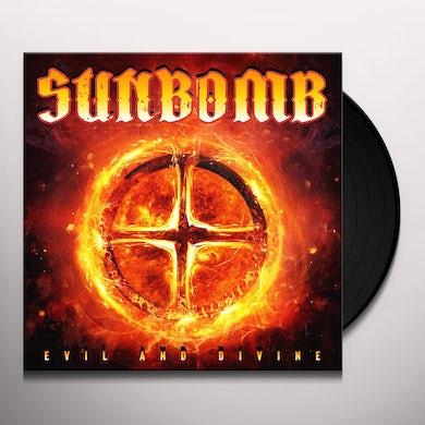 Evil And Divine Vinyl Record