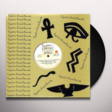 Rodney O & Joe Cooley GIVE ME THE MIC Vinyl Record