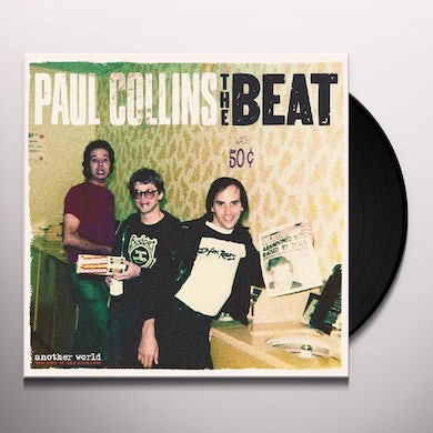 Paul Collins' Beat Another World   The Best Of The Archives Vinyl Record
