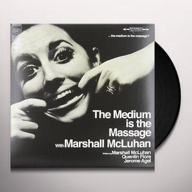 MEDIUM IS THE MASSAGE Vinyl Record