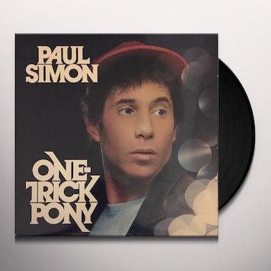 Paul Simon ONE TRICK PONY Vinyl Record
