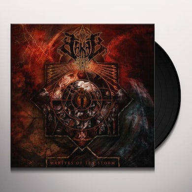 Scarab MARTYRS OF THE STORM Vinyl Record