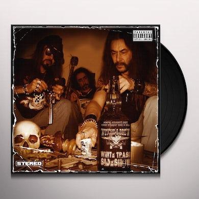 WITCHES BREW WHITE TRASH SIDESHOW Vinyl Record