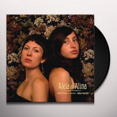 Alela Diane ALELA & ALINA Vinyl Record