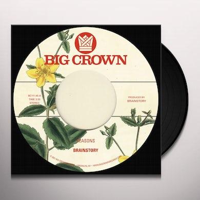 Brainstory SEASONS / BYE BYE Vinyl Record
