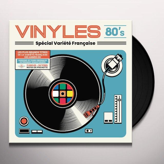 Vinyles 80'S Special Variete Francaise / Various