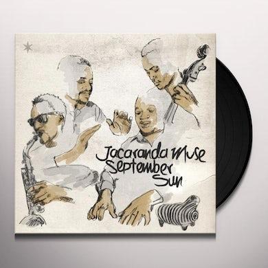Jacaranda Muse SEPTEMBER SUN Vinyl Record