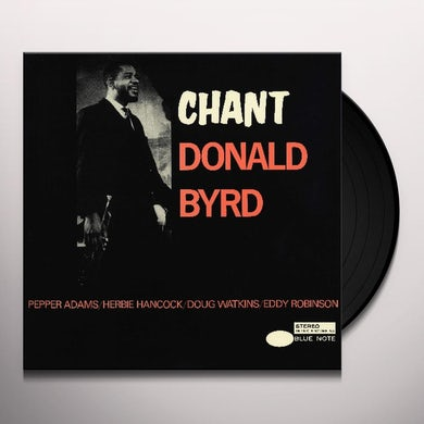 Donald Bird CHANT Vinyl Record