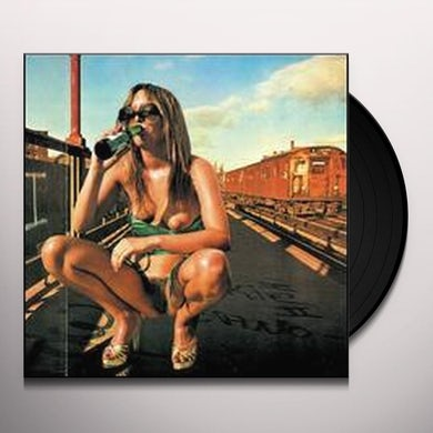 In Flagranti EX EX EX Vinyl Record
