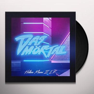 Das Mortal HOTLINE MIAMI II Vinyl Record