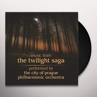 City Of Prague Philharmonic Orchestra MUSIC FROM THE TWILIGHT SAGA Vinyl Record