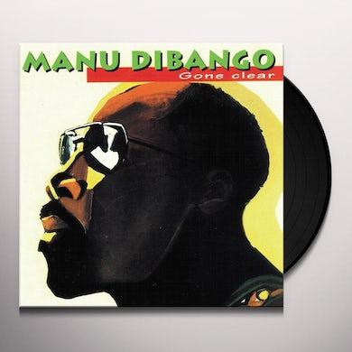 Manu Dibango GONE CLEAR Vinyl Record