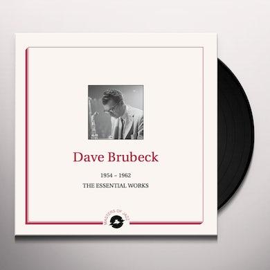 Dave Brubeck ESSENTIAL WORKS: 1954-1962 Vinyl Record