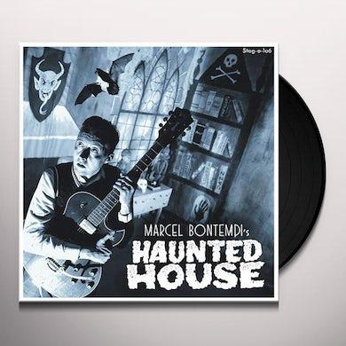 Marcel Bontempi HAUNTED HOUSE Vinyl Record