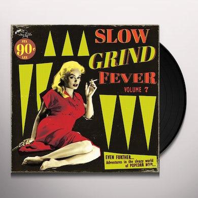 SLOW GRIND FEVER 7 / VARIOUS Vinyl Record