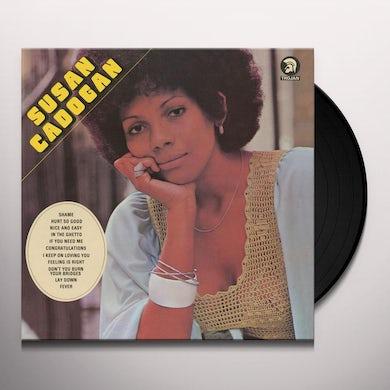Susan Cadogan HURT SO GOOD Vinyl Record