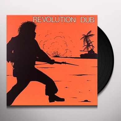 Lee Scratch Perry / The Upsetters REVOLUTION DUB Vinyl Record