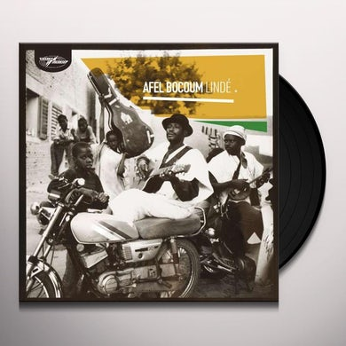 LINDE Vinyl Record