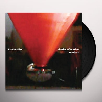 Trentemøller SHADES OF MARBLE REMIXES Vinyl Record