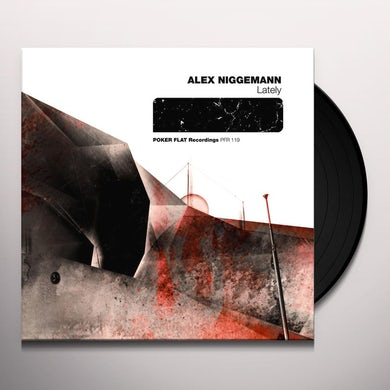 Alex Niggemann LATELY Vinyl Record