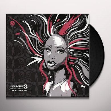 Steve / Phonique Bug BEST KEPT SECRETS 3 Vinyl Record