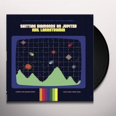 Neil Landstrumm SHITTING DIAMONDS ON JUPITER Vinyl Record