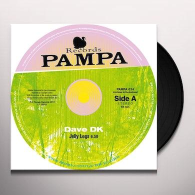Dave Dk CHICAMA Vinyl Record