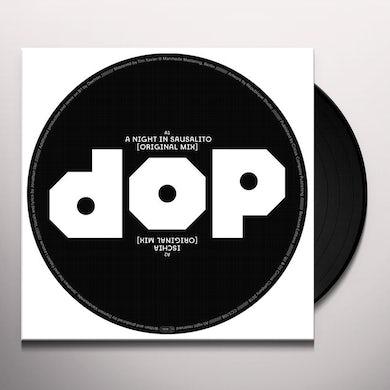 Dop A NIGHT IN SAUSALITO Vinyl Record