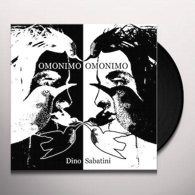 OMONIMO (2LP) Vinyl Record