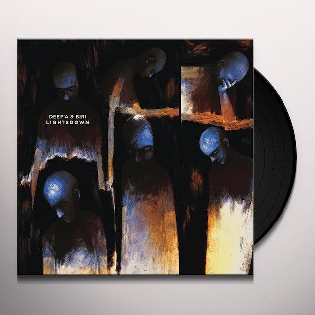 Deep'a & BIRI LIGHTSDOWN Vinyl Record