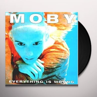 EVERYTHING IS WRONG Vinyl Record