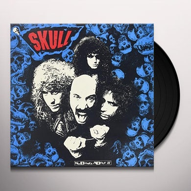 SKULL NO BONES ABOUT IT Vinyl Record