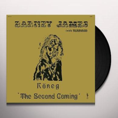 Barney James & Warhorse KONEG: THE SECOND COMING Vinyl Record
