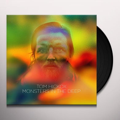 Tom Hickox MONSTERS IN THE DEEP Vinyl Record