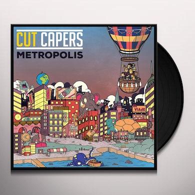 Cut Capers METROPOLIS Vinyl Record