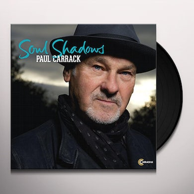 Paul Carrack SOUL SHADOWS Vinyl Record