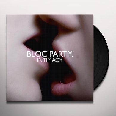 Bloc Party INTIMACY Vinyl Record