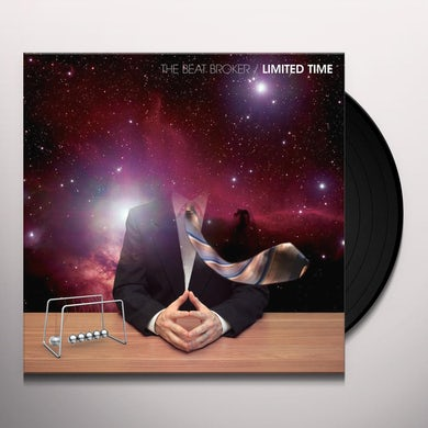 Beat Broker LIMITED TIME Vinyl Record