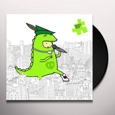 SCOR-ZAY-ZEE AEON: PEACE TO THE PUZZLE Vinyl Record