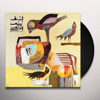 ALIF AYNAMA-RTAMA Vinyl Record