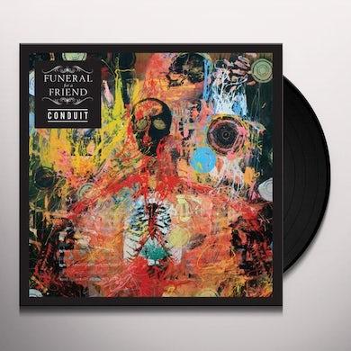Funeral For A Friend CONDUIT Vinyl Record
