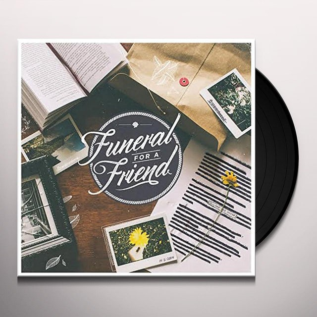 Funeral For A Friend CHAPTER & VERSE Vinyl Record