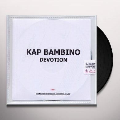 Kap Bambino DEVOTION Vinyl Record