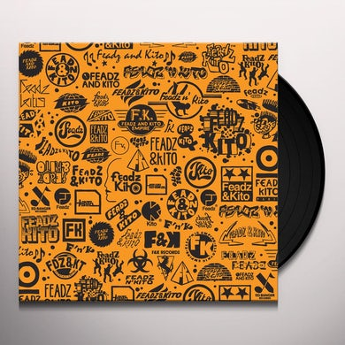 Feadz & Kito ELECTRIC EMPIRE Vinyl Record