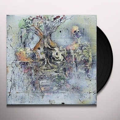 Wolf Eyes UNDERTOW Vinyl Record